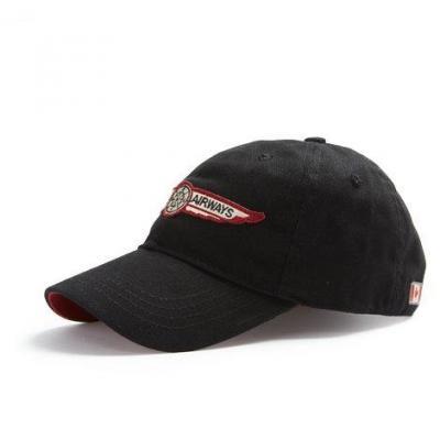 Austin airways cap side