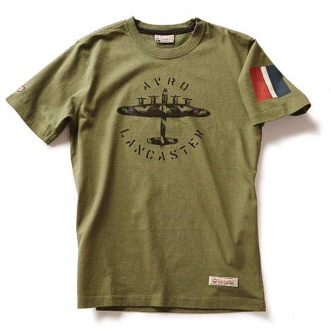 Avro lancaster t shirt