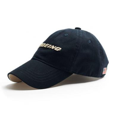 Boeing cap ny side