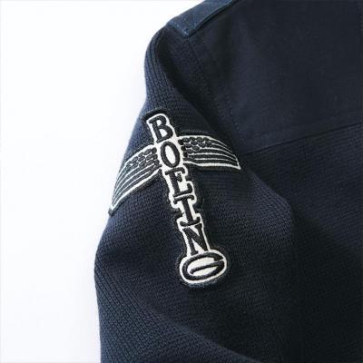 Boeing cardigan ny closeup