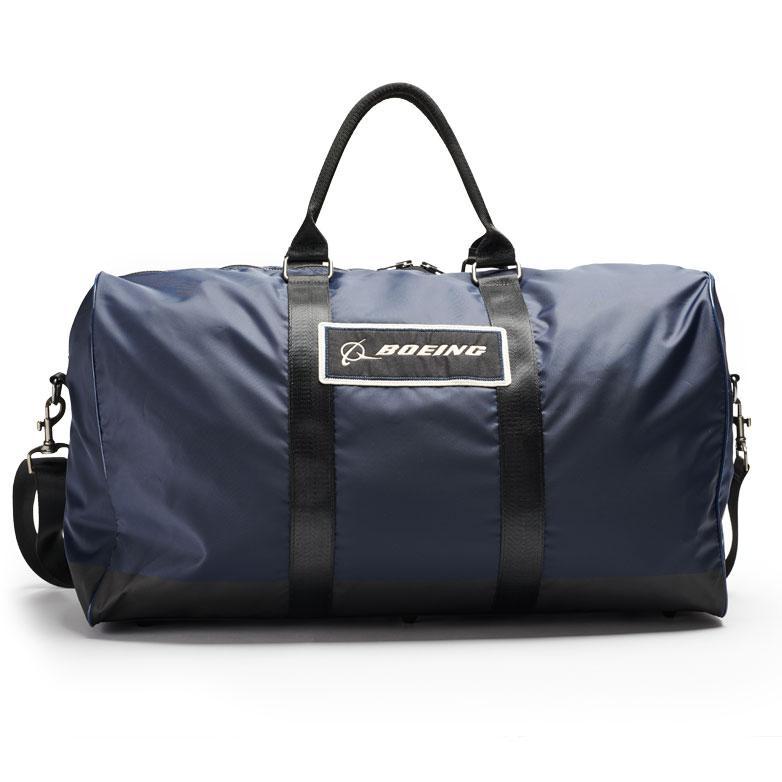 Boeing duffle bag navy