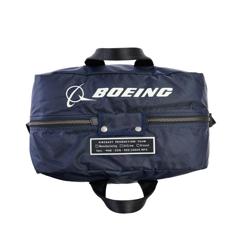 Boeing kit bag navy top