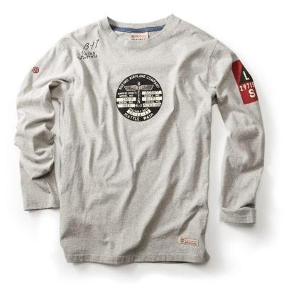 Boeing long sleeve front