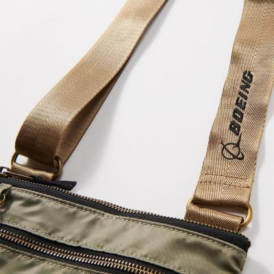 Boeing pouch detail
