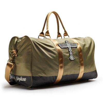 Boeing totem duffle bag ar side
