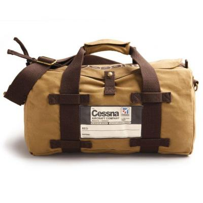 Cessna stow bag tan