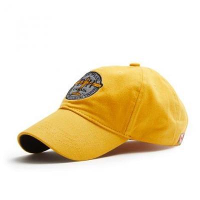 Dehavailland cap yellow side