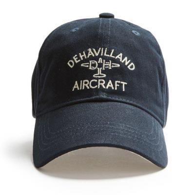 Dhcm cap navy front