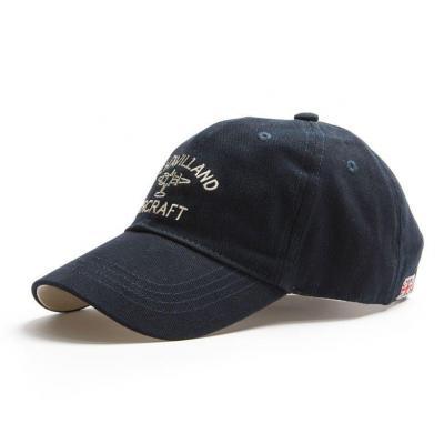Dhcm cap navy side