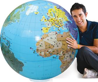 Globe xxl situ