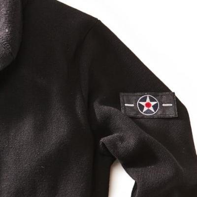 Lancaster cardigan patch