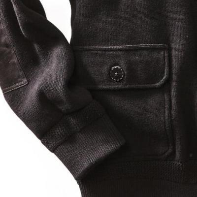 Lancaster cardigan pocket 1
