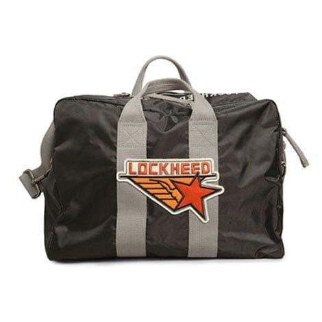 Lockheed kit bag front