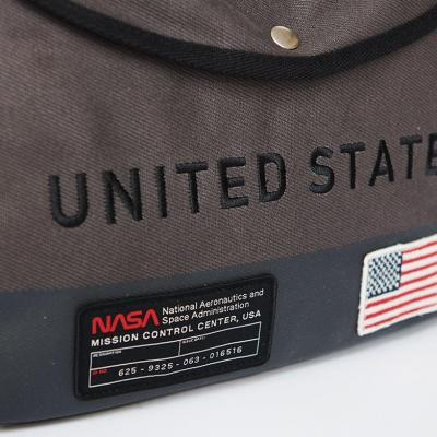 Nasa shoulder bag patch