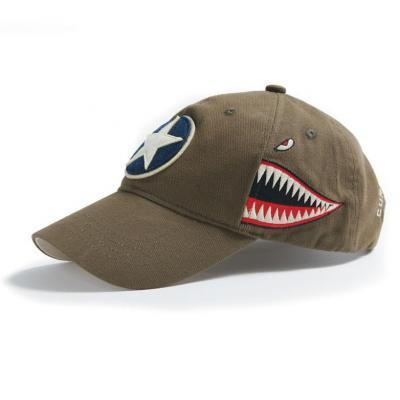 P 40 warhawk cap side