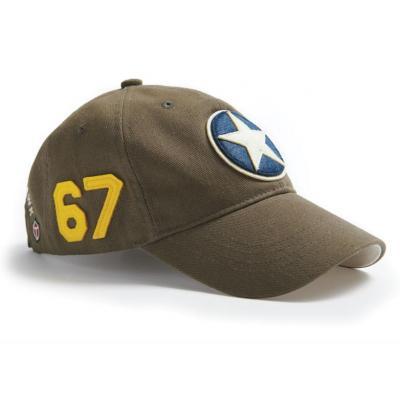 P 40 warhawk cap side2