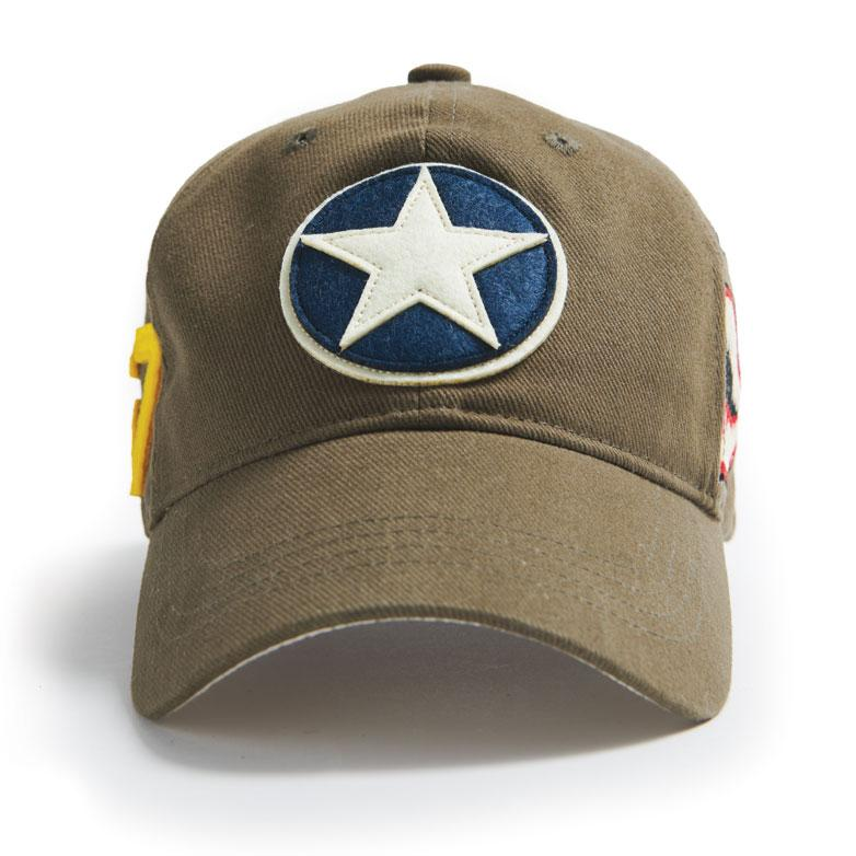P 40 warhawk cap