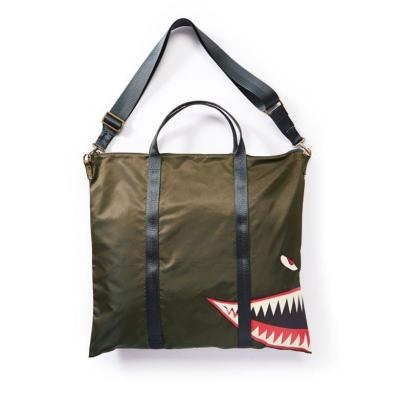 P40 helmet bag back