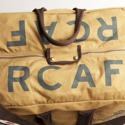 Rcaf duffle bag top