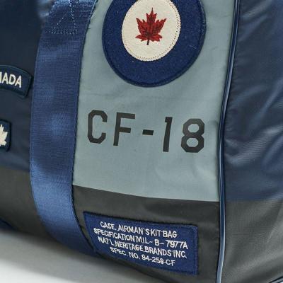 Rcaf small kit bag closeup